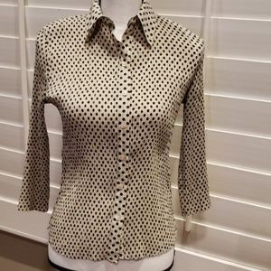Great blouse for business casual